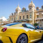 Услуги такси в разных регионах Франции